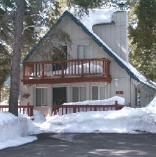 Lake Tahoe Ski Lease